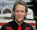 portrait of Temple Grandin