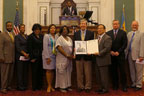 Philadelphia City Councilmembers issue a proclamation
