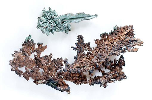 dendritic copper