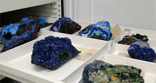 photo of minerals