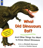 What Did Dinosaurs Eat