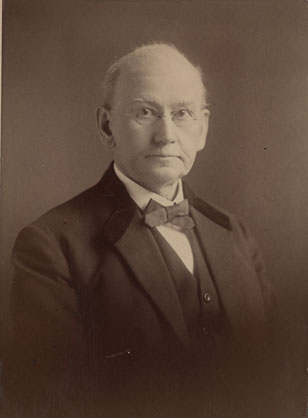 Portrait of J. E. Carter